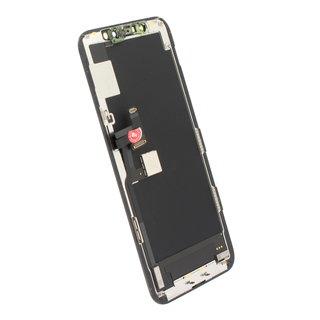Display, OEM Pulled, Zwart, Geschikt Voor Apple iPhone 11 Pro