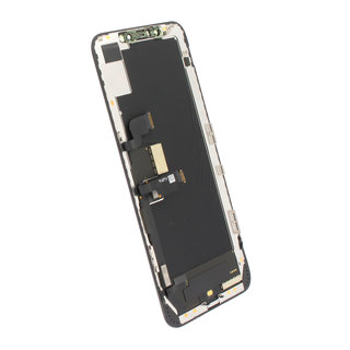 Display, OEM Pulled, Black, Compatible With The Apple iPhone XS Max