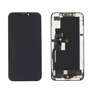 Display, OEM Pulled, Schwarz, Kompatibel Mit Dem Apple iPhone XS