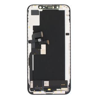 Display, OEM Pulled, Zwart, Geschikt Voor Apple iPhone XS