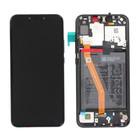 Huawei P smart Plus (SNE-L21) Display, Zwart, 02352BUE