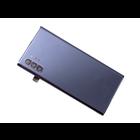 Samsung N975F Galaxy Note 10+ Accudeksel, Aura Black/Zwart, GH82-20588A