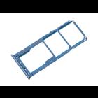 Samsung A505F/DS Galaxy A50 Sim + Memory Card Tray Holder, Blue, GH98-43922C
