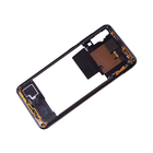 Samsung A705F/DS Galaxy A70 Middenbehuizing, Zwart, GH97-23258A;GH97-23445A