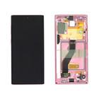 Samsung N970F Galaxy Note10 Display, Aura Pink/Roze, GH82-20818F;GH82-20817F