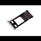 Sony Sim Card Tray Holder Xperia X F5121, White, 1302-4831