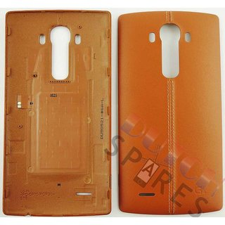 LG H815 G4 Akkudeckel , Braun, ACQ88373052