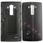 LG Battery Cover H815 G4, Black, ACQ88373051 [EOL]