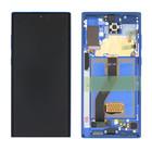 Samsung N975F Galaxy Note 10+ Display, Aura Blue/Blauw, GH82-20838D;GH82-20900D