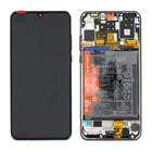 Huawei MAR-L21BX P30 Lite New Edition Display, Midnight Black/Schwarz, 02353FPX