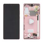 Samsung Galaxy N980B Note20 Display, Mystic Bronze, GH82-23495B;GH82-23733B