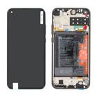 Huawei ART-L29 P40 Lite E Display, Midnight Black/Zwart, 02353FMW