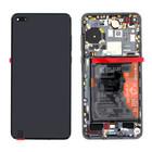 Huawei ANA-N29 P40 Display, Schwarz, 02353MFA