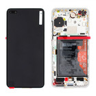 Huawei ANA-N29 P40 Display, Ice White, 02353MFW