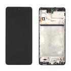 Samsung M515F Galaxy M51 Display, Black, GH82-24166A;GH82-23568A;GH82-24168A;GH82-24167A
