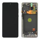 Samsung N770F/DS Galaxy Note 10 Lite Display, Aura Glow/Silber, GH82-22055B