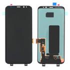 Samsung G955F Galaxy S8 Plus Display, Zwart, Touchscreen + Digitizer, GH96-10626A