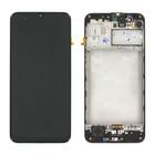 Samsung M315F/DS Galaxy M31 Display, Schwarz, GH82-22405A