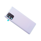 Samsung G770F/DS Galaxy S10 Lite Battery Cover, Prism White, GH82-21670B