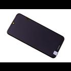 Huawei MRD-LX1 Y6 2019 Display + Batterij, Zwart, 02352LVM