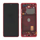 Samsung G780 Galaxy S20 FE 4G Display, Cloud Red/Rood, GH82-24219E;GH82-24220E