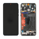 Huawei MAR-LX1A/MAR-LX1B P30 Lite Display + Batterie, Schwarz, 02352PJM