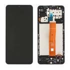 Samsung M127F Galaxy M12 Display, Black, GH82-25042A;GH82-25043A