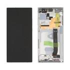 Samsung N985F Galaxy Note20 Ultra 4G Display, Mystic White, GH82-23511C;GH82-23622C