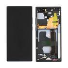 Samsung N985F Galaxy Note20 Ultra 4G Display, Mystic Black, GH82-23511A;GH82-23622A