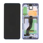 Samsung G986F/DS Galaxy S20+ 5G Display, Paars, (BTS Edition), GH82-22134K;GH82-22145K