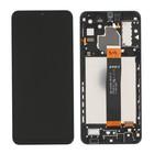 Samsung A326B Galaxy A32 5G Display, Black, GH82-25121A