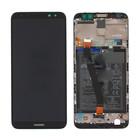 Huawei Mate 10 Lite RNE-L01 LCD Display Modul + Touch Bildschirm + Rahmen, Schwarz, Incl. Battery 3340mAH, 02351QCY;02351PYX