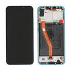 Huawei Nova 3 (PAR-LX1, PAR-LX1M, PAR-LX9) Display, Blauw, 02352BQN