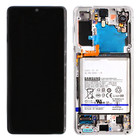Samsung G991B Galaxy S21 5G Display + Batterij, Phantom White, GH82-24716C;GH82-24718C