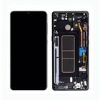 Samsung A707FN/DS Galaxy A70s Display, Black, GH82-21379A