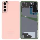 Samsung G991B Galaxy S21 5G Battery Cover, Phantom Pink, GH82-24520D;GH82-24519D