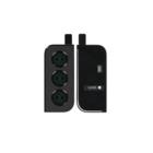 Samsung G996B Galaxy S21+ 5G Kamerafenster Rahmen, Phantom Black/Schwarz, GH98-46213A
