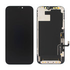 Display, OEM Pulled, Black, Compatible With The Apple iPhone 12
