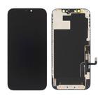 Display, OEM Pulled, Zwart, Geschikt Voor Apple iPhone 12