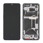 OnePlus 7T (HD1903) LCD Display, Schwarz, Incl. frame, OP7T-LCD-IN-BL