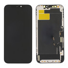 Display, Compatible (AAA), Zwart, Geschikt Voor Apple iPhone 12 Pro