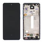 Samsung A526B Galaxy A52 5G Display, Awesome Violet, GH82-25524C;GH82-25526C