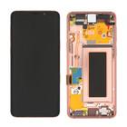Samsung G960F Galaxy S9 LCD Display Module, Sunrise Gold, GH97-21696E;GH97-21697E