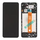 Samsung A127F Galaxy A12 Nacho Display, Black, GH82-26485A