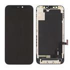 Display, Compatible (AAA), Zwart, Geschikt Voor Apple iPhone 12 Mini