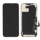 Display, OEM New, Black, Compatible With The Apple iPhone 12