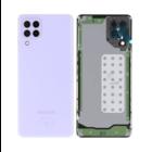 Samsung A225F Galaxy A22 4G Battery Cover, Violet/Purple, GH82-25959C;GH82-26518C