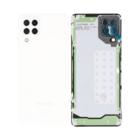 Samsung A225F Galaxy A22 4G Battery Cover, White, GH82-25959B;GH82-26518B