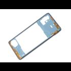 Samsung A715F Galaxy A71 Middle Cover, Prism Crush Blue, GH98-44756C