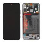 Huawei P30 Lite (MAR-L21) Display, Pearl White/Wit, 02352RQC
